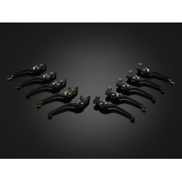 Set Adjustable Levers Bikers Honda CB650R