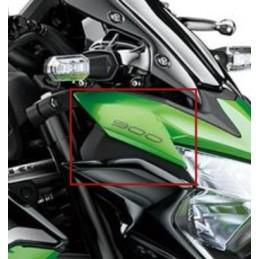 Autocollant Carénage Phare Supérieur Kawasaki Z900 2020 2021