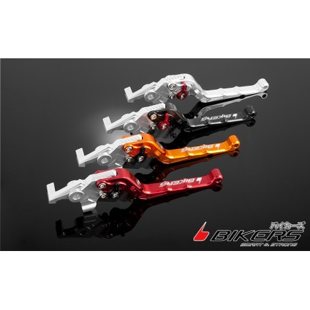 Levier de Frein Réglable et Ajustable Bikers Kawasaki ER6f Ninja 650