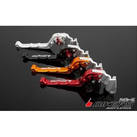 Folding Adjustable Clutch Lever Bikers Kawasaki Ninja 650 ER6f
