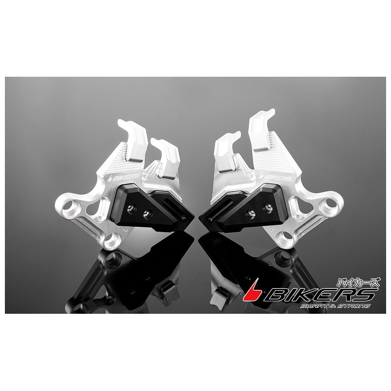 Front Calipers Brake Guards Set Bikers Kawasaki Ninja 650 ER6f
