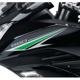 Pattern Left Side Cowling Kawasaki NINJA 650 2017 2018 2019