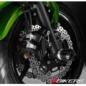 Axe Roue Avant Renforcé Bikers Kawasaki ER6f Ninja 650