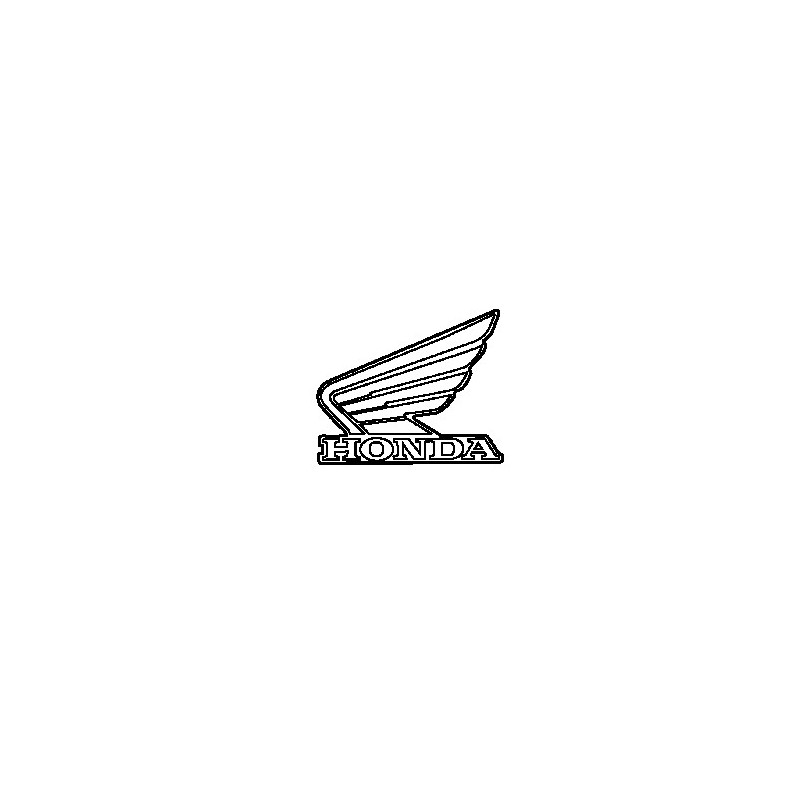 Autocollant Sticker Logo Left Honda CB650F