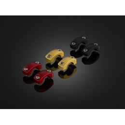 Rotating Bar Clamps Bikers Honda CMX 300 Rebel