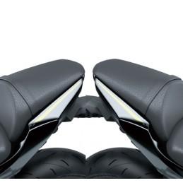 Set Patterns Rear Covers Kawasaki Z650 Black 2020