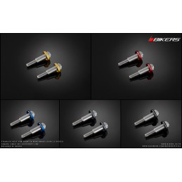 Stainless Bolt Brake Levers Bikers Yamaha NMAX 2020 2021