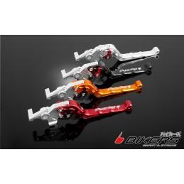 Levier de Frein Réglable et Ajustable Bikers Kawasaki Versys 650