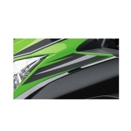 Pattern Upper Cowling Left Lower Kawasaki NINJA 650 KRT 2017