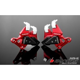 Front Calipers Brake Guards Set Bikers Kawasaki Versys 650