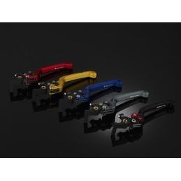Folding Adjustable Brake Lever Left Premium Bikers Honda Forza 350 2021