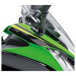 Pattern Right Cowling Upper Kawasaki NINJA 650 KRT 2018