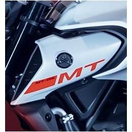 Set Left Side Scoop Guide Air Yamaha MT-03 2020 2021