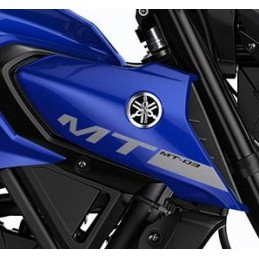 Set Right Side Scoop Guide Air Yamaha MT-03 2020
