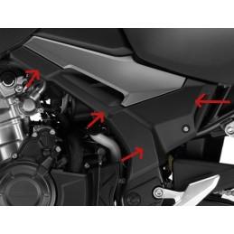 Center Cover Left Honda CB500X 2019 2020 2021