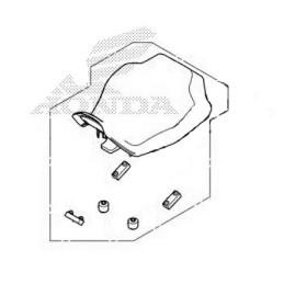 Driver Seat Honda CBR650R 2021