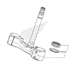 Steering Stem Sub Assy Honda CB650R 2021