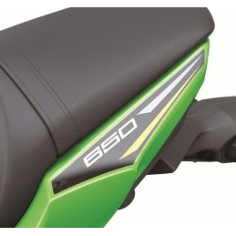 Pattern Rear Cover Left Kawasaki NINJA 650 2020 Green KRT