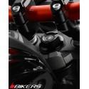 Bar Clamp Set for FatBar 28.6mm Bikers Kawasaki Z800