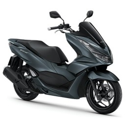 Kit Carrosserie GRIS BLEU Mat Dim Metallic Honda PCX 125/160 v5 2021