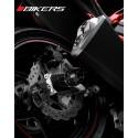 Chain Adjusters with Stand hook Bikers Kawasaki Z800