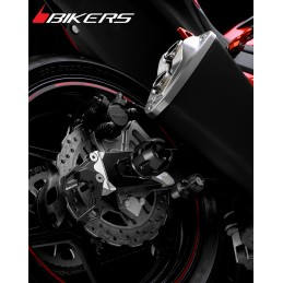Chain Adjusters with Stand hook Bikers Kawasaki Z800