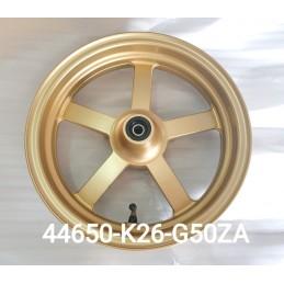 Front Wheel Gold Honda MSX GROM 125 2021