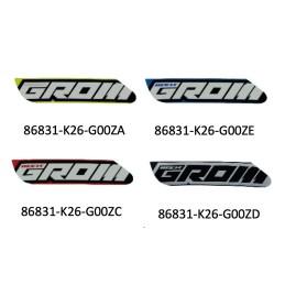 Mark Door Cover Center Right Honda MSX GROM 125 2021
