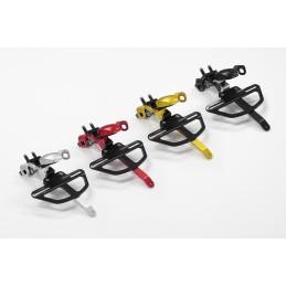 Adjustable License Plate Support Bikers Honda CBR250RR