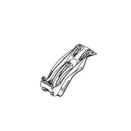 Rear Inner Fender License Support Honda CRF300