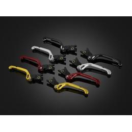 Adjustable Front-Rear Brake Levers Bikers Lambretta V125