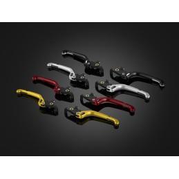 Adjustable Front-Rear Brake Levers Bikers Peugeot DJANGO 150