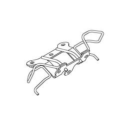 Support Supérieur Kawasaki Z650 2020 2021