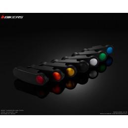 Front Suspension Arm Cover Black Bikers Vespa GTS 300