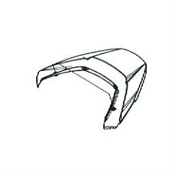 Cover Rear Upper Honda Forza 125 2021