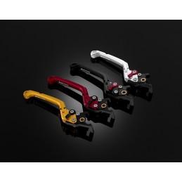 Premium Folding Adjustable Brake Lever Bikers Kawasaki NINJA 250