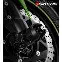 Axe Roue Avant Renforcé Bikers Kawasaki Z300 / Z250
