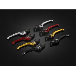 Set Folding Adjustable Levers Bikers Honda X-ADV 750 2021