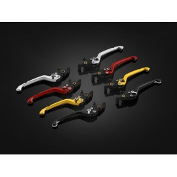 Set Adjustable Levers Bikers Honda X-ADV 750 2021