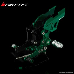 Rear Set Bikers Kawasaki Z300 / Z250