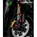 Axe Roue Avant Renforcé Bikers Kawasaki Z1000