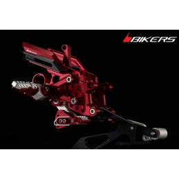 Rear Set Bikers Honda CBR1000R