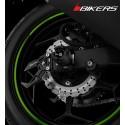 Chain Adjusters with Stand hook Bikers Kawasaki Ninja 300