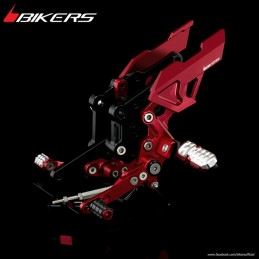 Rear Set Bikers Kawasaki Ninja 300
