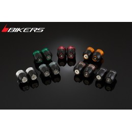 End Bar Caps Bikers for Original Handle Bar Kawasaki Ninja 300