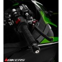 Embouts Bikers pour Guidon d'Origine Kawasaki Ninja 300