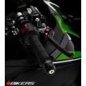 End Bar Caps Bikers for Original Handle Bar Kawasaki Ninja 300