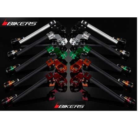 Adjustable Handle Bar Set Bikers Kawasaki Ninja 300