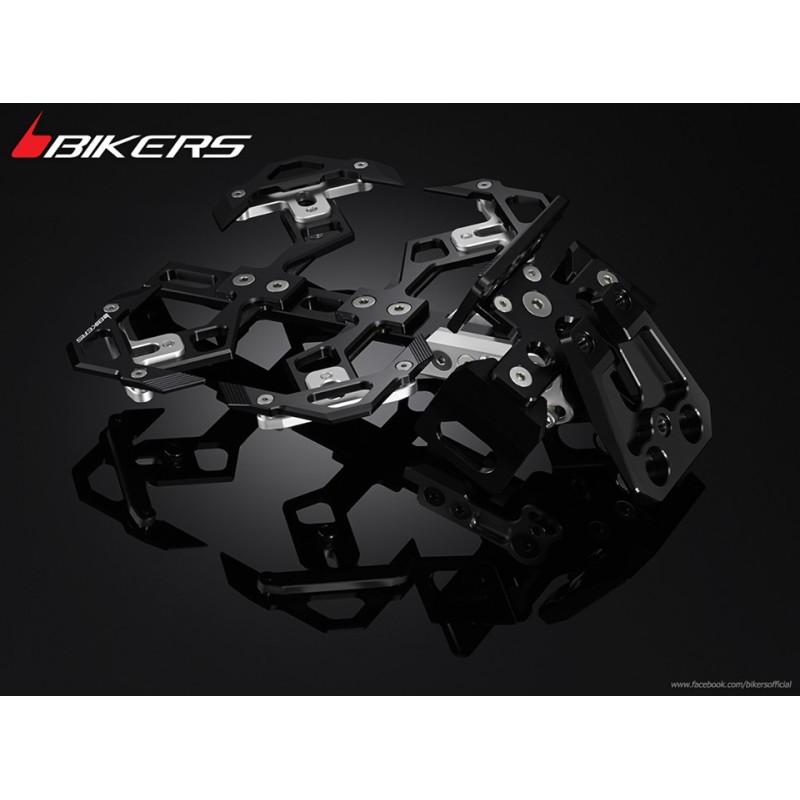 Support de Plaque Complet Réglable Moto Kawasaki Ninja 300