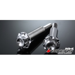 Stainless Bolt Brake & Clutch Lever Bikers Kawasaki Ninja 250R